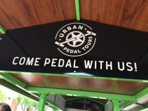 Take a bike and beer your through Edmonton this summer with Urban Pedal Tours!