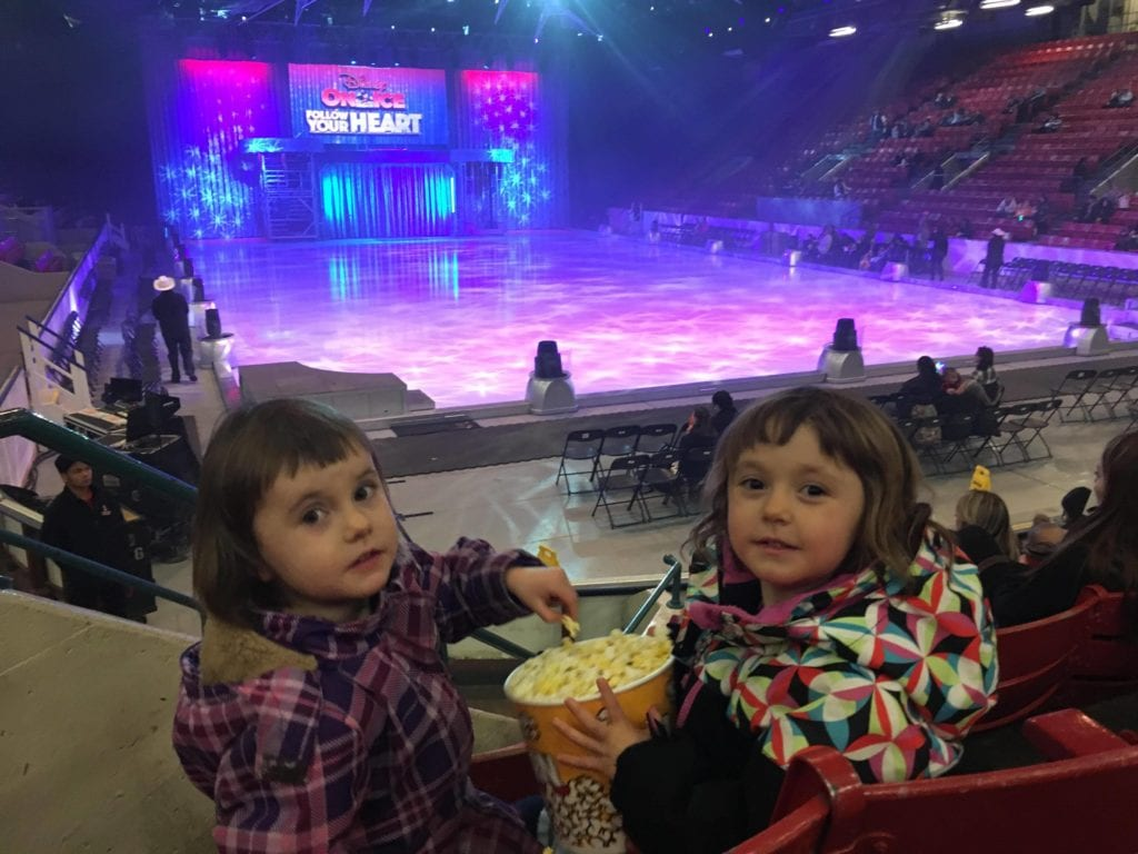 Review Disney On Ice Follow Your Heart In Calgary