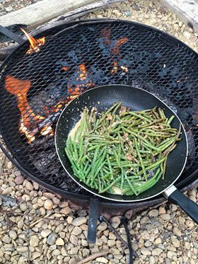 Camping meals made easy