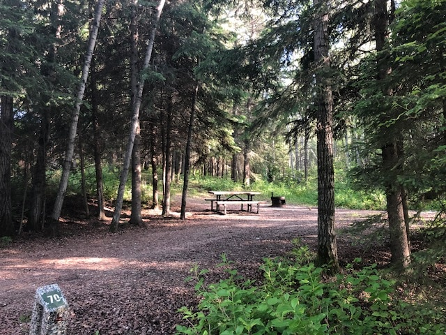 Long Lake Campground Review
