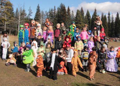 Halloween Hike